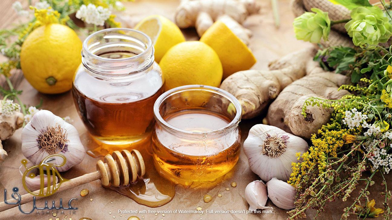 درمان عفونت های زنانه با عسل