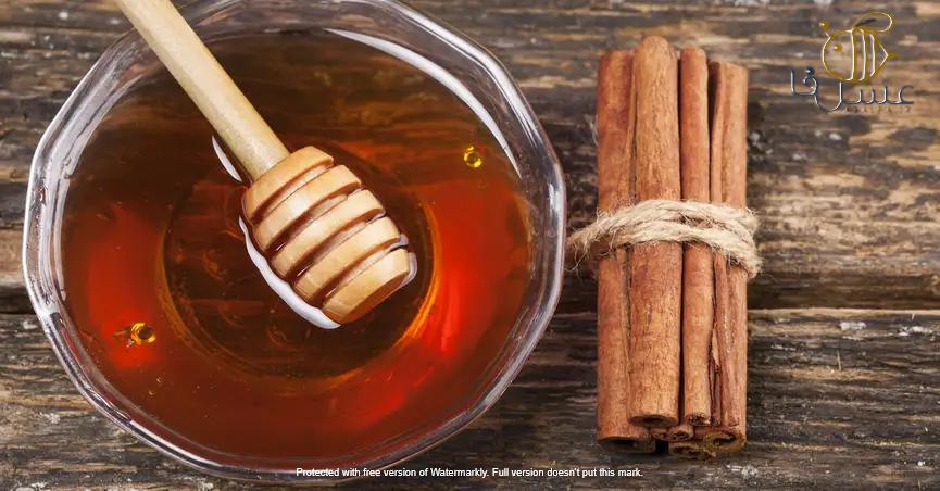 درمان عفونت های زنانه با عسل و دارچین