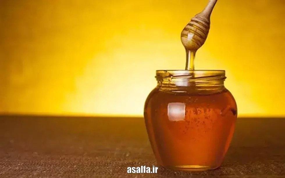 میزان ساکارز عسل طبیعی